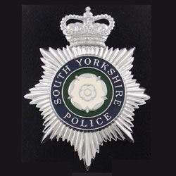 South Yorkshire Police badge